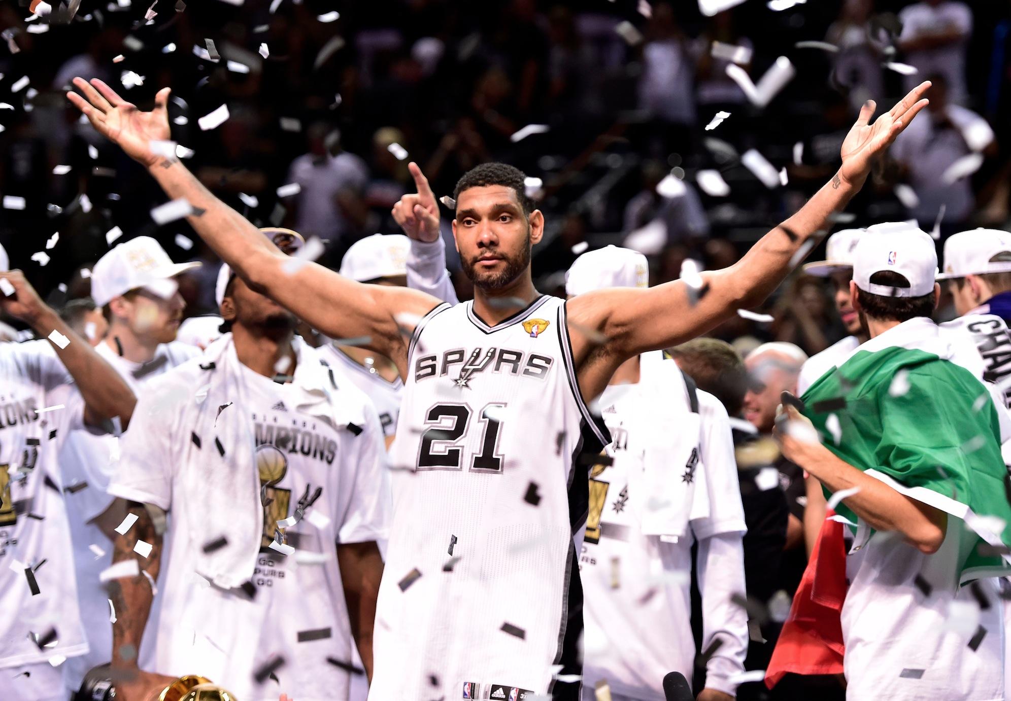 Qui va succéder aux Spurs ?