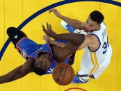 Pronostic Golden State Warriors Oklahoma Thunder NBA